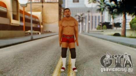 David Otunga для GTA San Andreas второй скриншот