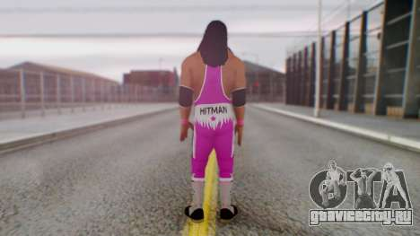 Bret Hart 1 для GTA San Andreas третий скриншот