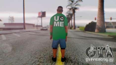 John Cena для GTA San Andreas третий скриншот