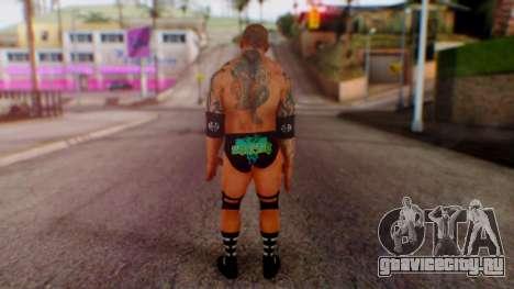 WWE Batista для GTA San Andreas третий скриншот