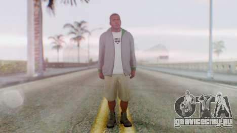 GTA 5 Franklin для GTA San Andreas второй скриншот