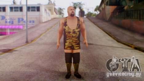 WWE Big Show для GTA San Andreas второй скриншот