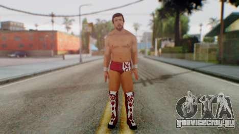 Daniel Brian для GTA San Andreas второй скриншот