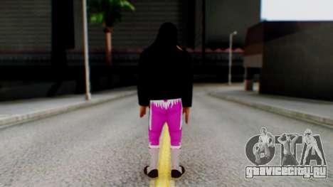 Bret Hart 2 для GTA San Andreas третий скриншот