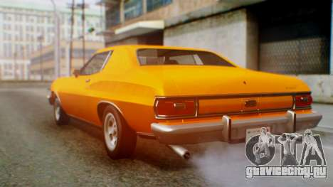 Ford Gran Torino 1974 для GTA San Andreas вид справа