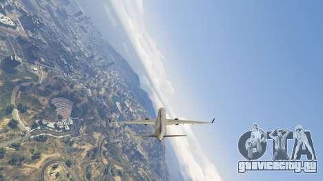 Boeing 757-200 для GTA 5 шестой скриншот