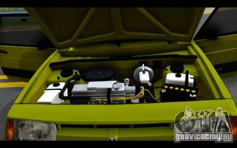 Lada Samara для GTA San Andreas вид сбоку