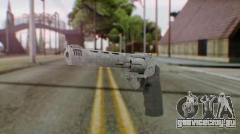 GTA 5 Platinum Revolver для GTA San Andreas