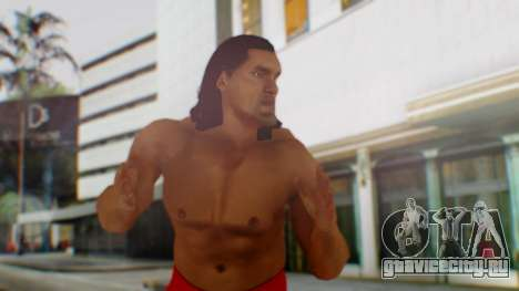 The Great Khali для GTA San Andreas