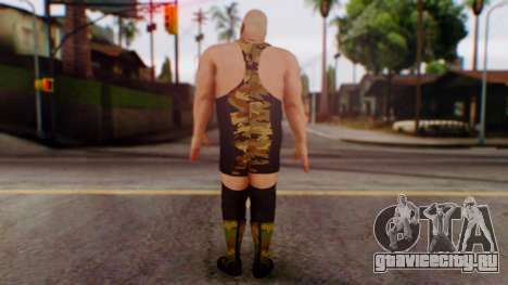 WWE Big Show для GTA San Andreas третий скриншот