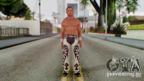 WWE HBK 3 для GTA San Andreas второй скриншот