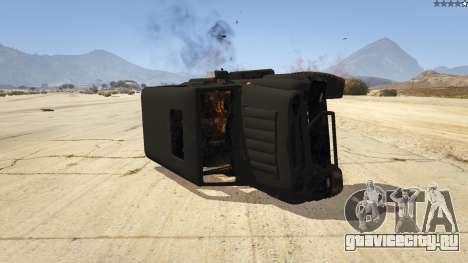 УАЗ 3159 Porpoising для GTA 5 руль и приборная панель