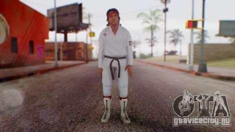 Ricky Steam 2 для GTA San Andreas второй скриншот
