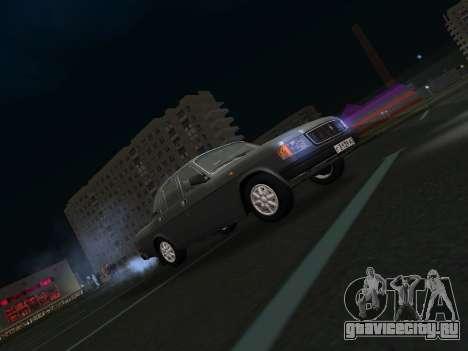ГАЗ 31029 для GTA San Andreas вид справа