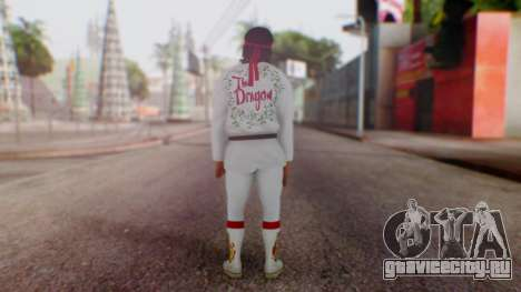 Ricky Steam 2 для GTA San Andreas третий скриншот