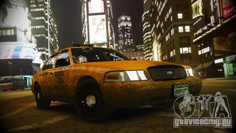Ford Crown Victoria L.C.C Taxi для GTA 4