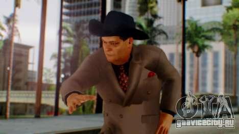WWE Jim Ross для GTA San Andreas