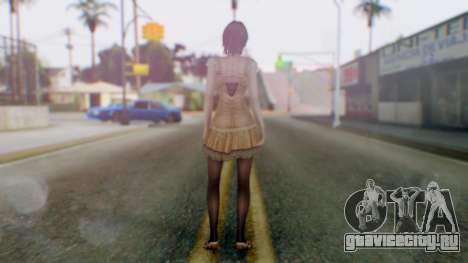 Fatal Frame 4 Ruka для GTA San Andreas третий скриншот