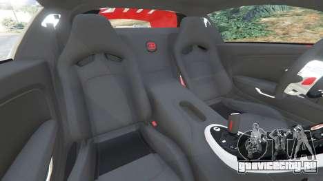 Bugatti Veyron Super Sport для GTA 5 вид справа