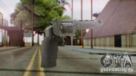 GTA 5 Platinum Revolver для GTA San Andreas второй скриншот