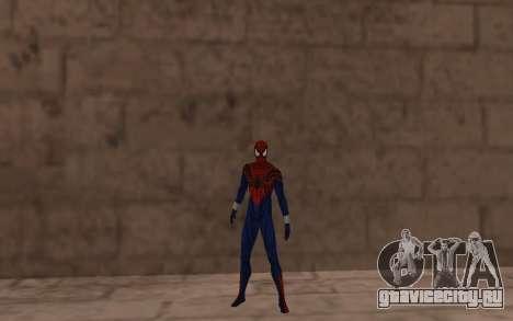 Сенсационный Человек-Паук Бен Рейли для GTA San Andreas третий скриншот