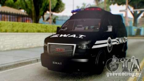 New Enforcer для GTA San Andreas