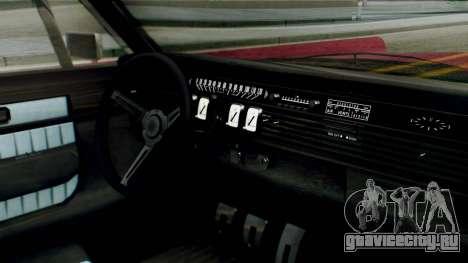 GTA 5 Vapid Chino Tunable PJ для GTA San Andreas вид справа