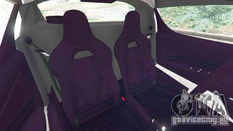 Tesla Roadster Sport 2011 для GTA 5 вид справа