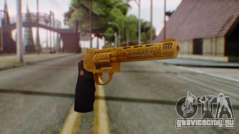 GTA 5 VIP Revolver для GTA San Andreas