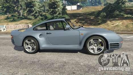 Porsche 959 1986 для GTA 5