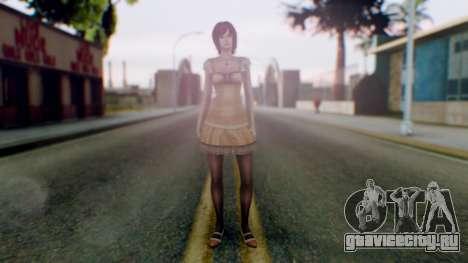 Fatal Frame 4 Ruka для GTA San Andreas второй скриншот