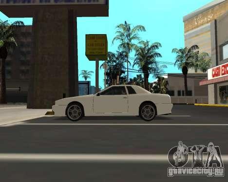 Elegy C35 для GTA San Andreas вид справа