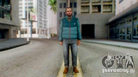 GTA 5 Trevor для GTA San Andreas второй скриншот