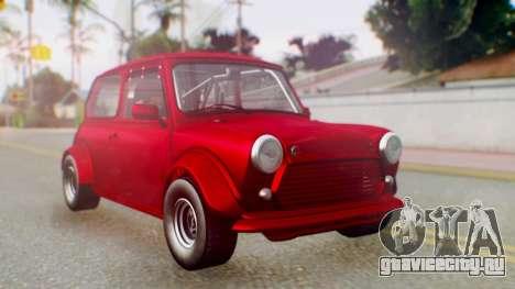 Mini Miglia для GTA San Andreas