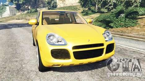 Porsche Cayenne Turbo 2003 для GTA 5