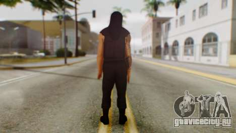 Roman Reigns для GTA San Andreas третий скриншот