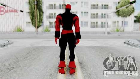 Spider-Man Shattered Dimensions - Deadpool для GTA San Andreas третий скриншот