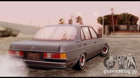 Mercedes-Benz 450SEL для GTA San Andreas вид слева
