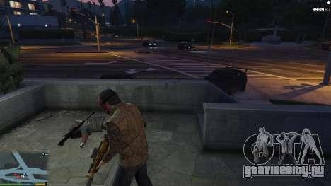 The Lifeinvader Heist для GTA 5 шестой скриншот