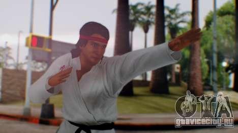 Ricky Steam 2 для GTA San Andreas