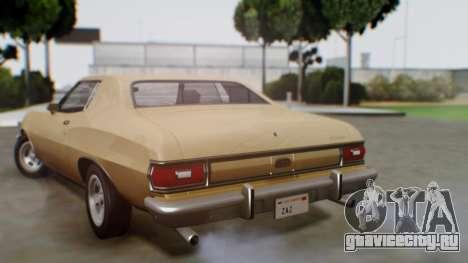 Ford Gran Torino 1974 для GTA San Andreas вид слева