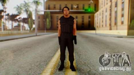 Dean Ambrose для GTA San Andreas второй скриншот