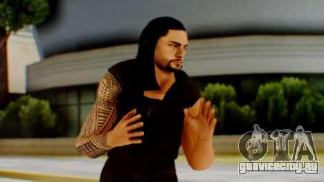 Roman Reigns для GTA San Andreas