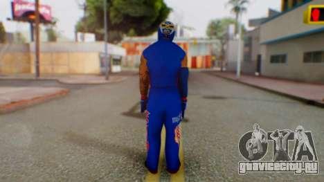 Rey Misterio для GTA San Andreas третий скриншот