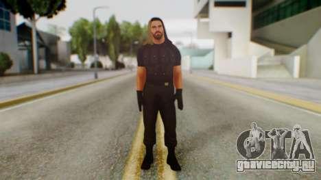 Seth Rollins для GTA San Andreas второй скриншот