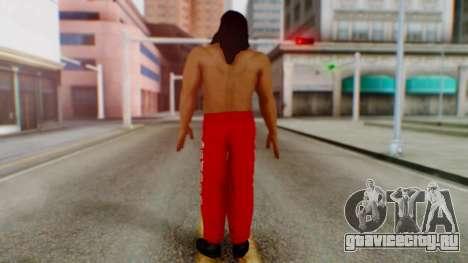 The Great Khali для GTA San Andreas третий скриншот