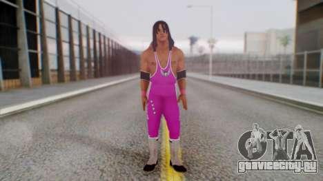 Bret Hart 1 для GTA San Andreas второй скриншот