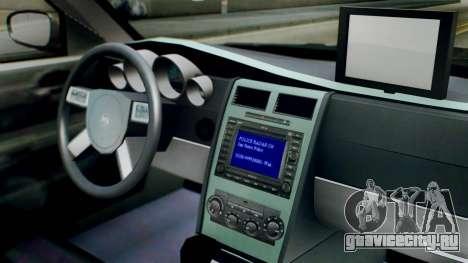 New Police LV для GTA San Andreas вид справа
