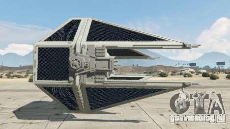 TIE Interceptor для GTA 5 второй скриншот