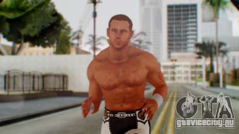 WWE HBK 3 для GTA San Andreas